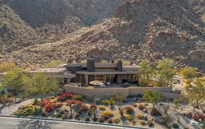 Ironwood Country Clu Single Family Home For Sale: 49804 Desert Vista Drive