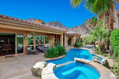 La Quinta Single Family Home Sold: 47690 Wind Spirit Drive