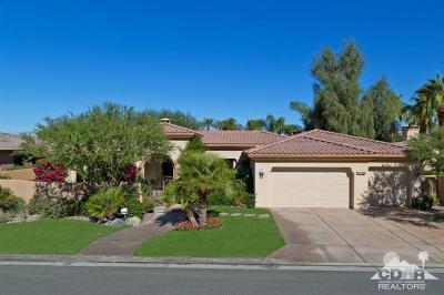 Indian Wells Single Family Home For Sale: 77680 North Via Villaggio