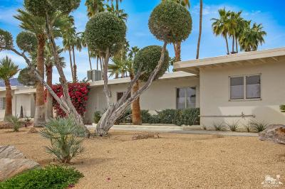 Palm Springs Condo/Townhouse Contingent: 1881 South Araby Drive #1