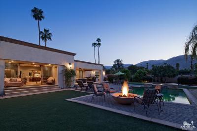 Palm Desert Single Family Home For Sale: 73312 Ironwood Street