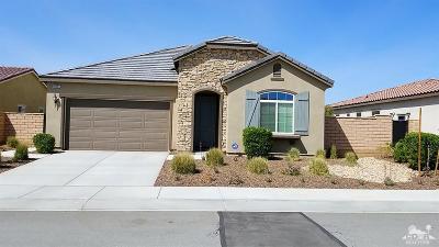 Indio Single Family Home For Sale: 42867 Portezza Court