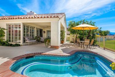 Palm Desert Single Family Home Sold: 43571 Via Badalona