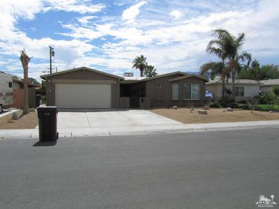 Indio Single Family Home For Sale: 81399 Green Avenue
