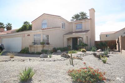 Indio Single Family Home For Sale: 80887 Rio Grande Avenue