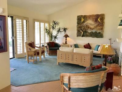 Rancho Mirage Condo/Townhouse Contingent: 47 Juan Carlos Drive