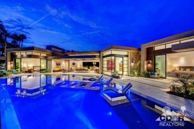 Indian Wells Single Family Home Sold: 75310 Quail Cove