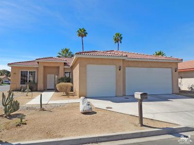 Indio Single Family Home For Sale: 82265 Vandenberg Drive
