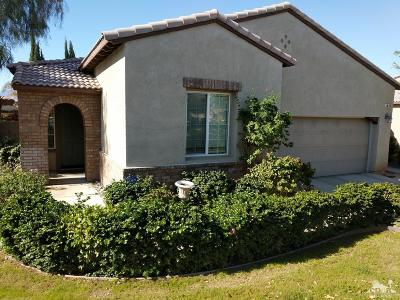 Indio Single Family Home For Sale: 84311 Canzone Drive