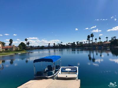 Rancho Mirage Condo/Townhouse Contingent: 76 Lake Shore Drive