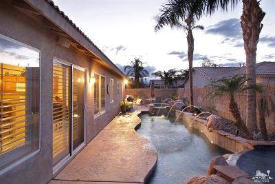 Indio Single Family Home For Sale: 83072 Blue Mountain Court