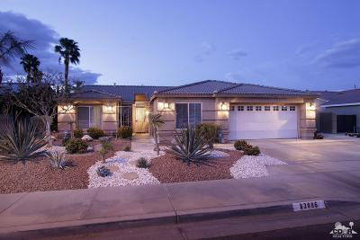 Indio Single Family Home For Sale: 83086 Blue Mountain Court