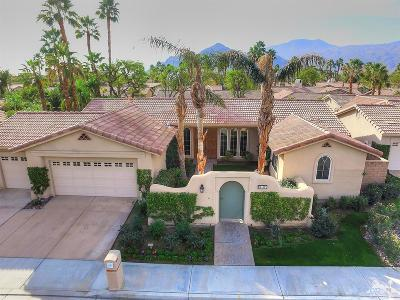 Rancho La Quinta CC Single Family Home Contingent: 78915 Rio Seco