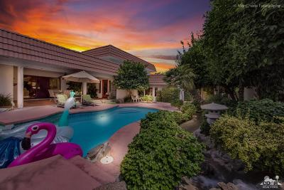 Indio Single Family Home For Sale: 82156 Vandenberg Drive
