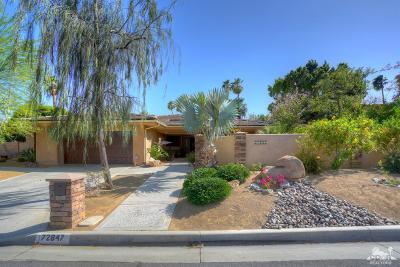 Palm Desert Single Family Home Contingent: 72847 Skyward Way