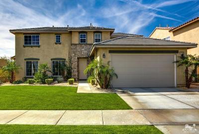 Indio Single Family Home For Sale: 42925 Traccia Way