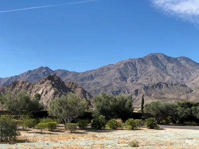 La Quinta Residential Lots & Land For Sale: Coral Mountain Court