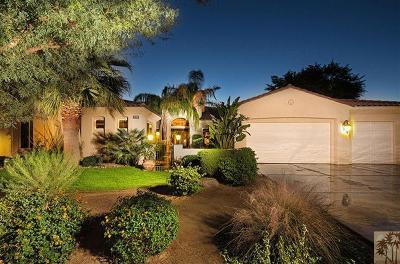 Indio Single Family Home Contingent: 49341 Salt River Road