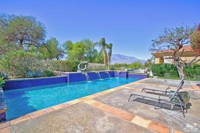 Rancho Mirage Single Family Home For Sale: 208 Loch Lomond Road