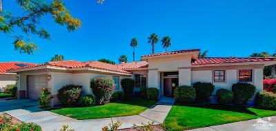 Rancho Mirage Single Family Home Contingent: 53 San Marino Circle