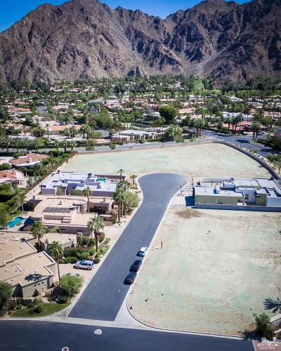 Indian Wells Residential Lots & Land For Sale: Onteveros