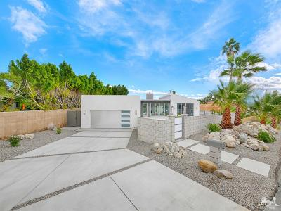 Palm Springs CA Single Family Home For Sale: $1,149,957