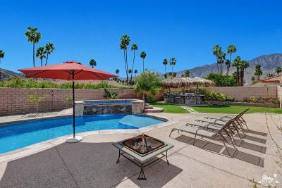 Palm Springs CA Single Family Home For Sale: $730,000