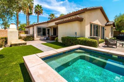 La Quinta Single Family Home For Sale: 61055 Desert Rose Drive