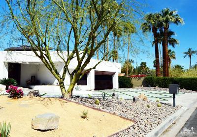 Rancho Mirage Single Family Home For Sale: 70700 Tamarisk Lane