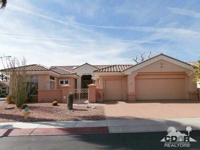 Sun City Single Family Home Sold: 78639 Dancing Waters Road