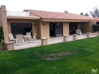 Palm Desert Resort C Condo/Townhouse For Sale: 40565 Pebble Beach Circle #4-5