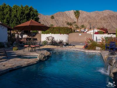 La Quinta Single Family Home For Sale: 52426 Avenida Mendoza