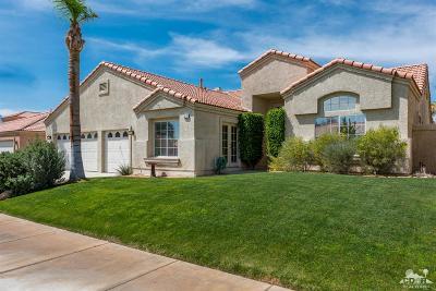 La Quinta Single Family Home Contingent: 45125 Desert Sand Court