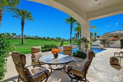 Indian Wells Single Family Home Contingent: 76156 Via Firenze