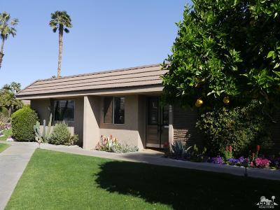 Indian Wells Condo/Townhouse Contingent: 45565 Hopi Road