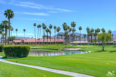 Palm Desert Condo/Townhouse Sold: 53 Joya Drive