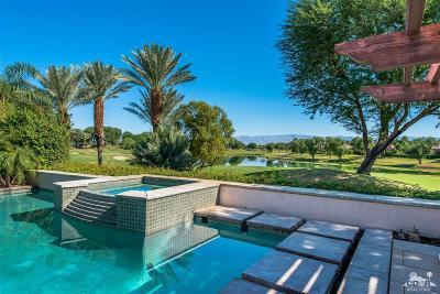 La Quinta Single Family Home For Sale: 80418 Spanish Bay