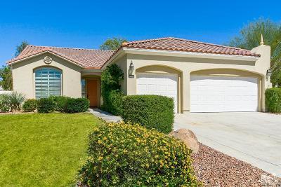Indio Single Family Home For Sale: 40308 Corte Alondra