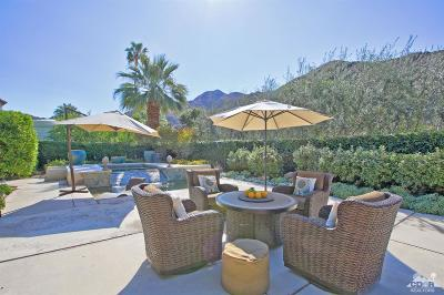 Indian Wells Single Family Home Contingent: 46675 East Eldorado Drive