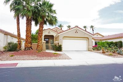 Sun City Single Family Home Sold: 78265 Estancia Drive