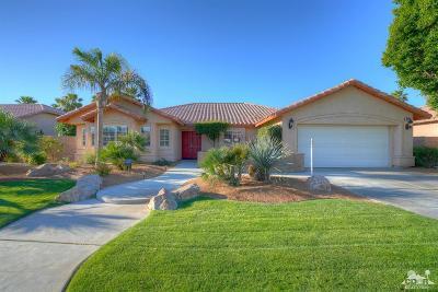 La Quinta Single Family Home Contingent: 78645 Naples Drive
