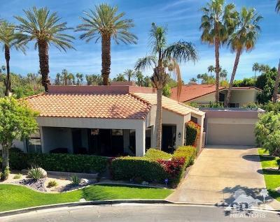 Rancho Mirage Single Family Home For Sale: 50 Mission Palms East