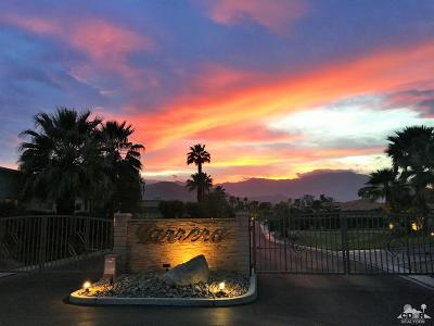 Rancho Mirage Single Family Home Contingent: 17 Carrera Court