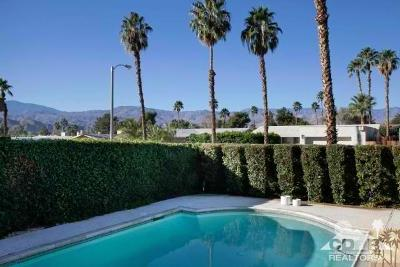 Palm Desert Country Single Family Home Contingent: 76747 Oklahoma