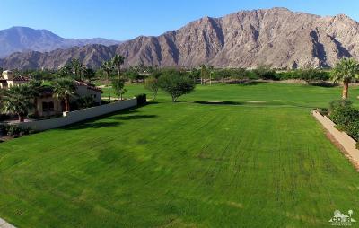 La Quinta Residential Lots & Land For Sale: 53431 Via Palacio, Lot 218