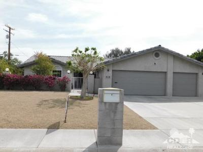 Palm Springs Single Family Home For Sale: 2060 North Deborah Road