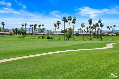Palm Desert Condo/Townhouse Sold: 76695 Chrysanthemum Way