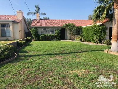 Palm Desert Single Family Home For Sale: 77085 Florida Avenue
