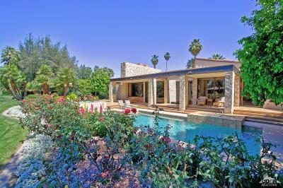 Rancho Mirage Single Family Home For Sale: 37675 Thompson Road