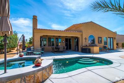 La Quinta Single Family Home For Sale: 81904 Contento
